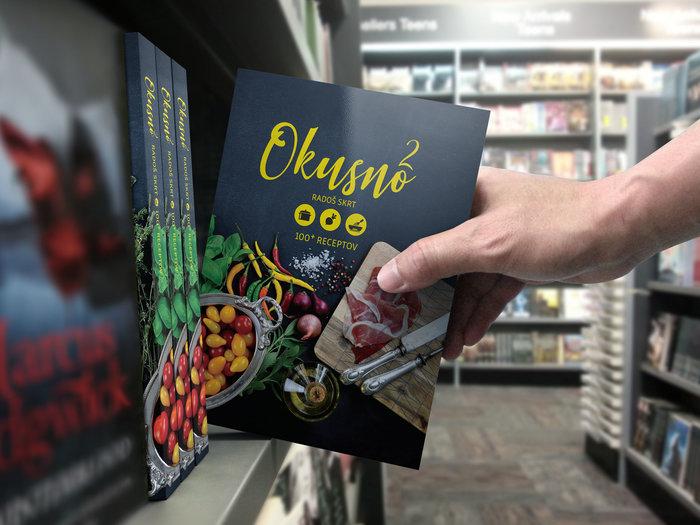 kuharska knjiga okusno